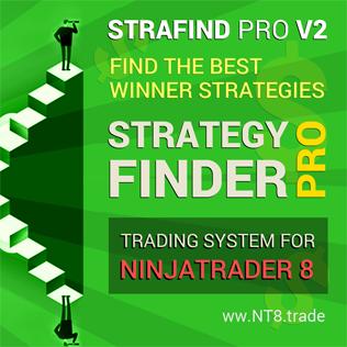 StraFind - Strategy Finder Trading System